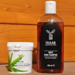 Olilab - Cold weather - dry and red skin on the scalp