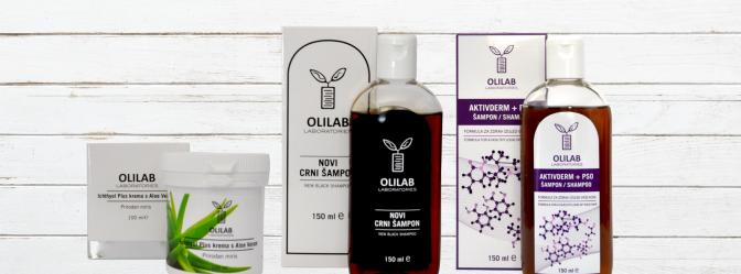 Olilab - OLILAB proizvodi